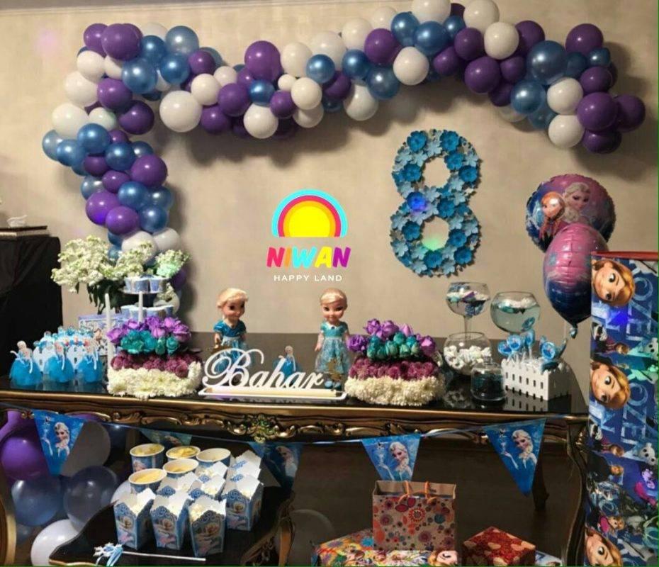 16 ایده جذاب بادکنک آرایی جشن تولد و مراسم