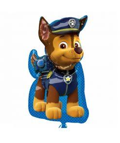 بادکنک فویلی تم سگهای نگهبان ۱