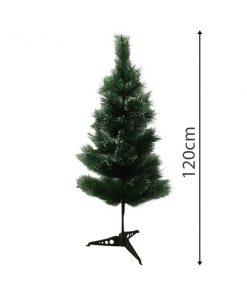 درخت کاج نوک برفی کریسمس ۱۲۰ سانتیمتر