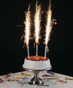 فشفشه کیک بلند