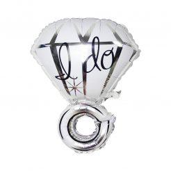 بادکنک هلیومی حلقه ازدواج