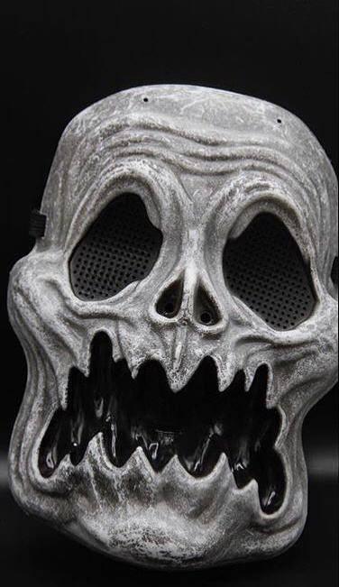 ماسک صورت دهان مشکی