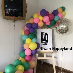 فروشگاه آنلاین لوازم جشن تولد و بادکنک هلیومی