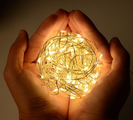 ]چراغ LED برقی