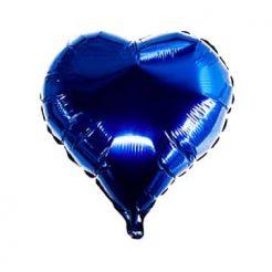 بادکنک قلب فویلی بدون باد