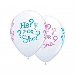 بادکنک لاتکس تعیین جنسیت نوزاد