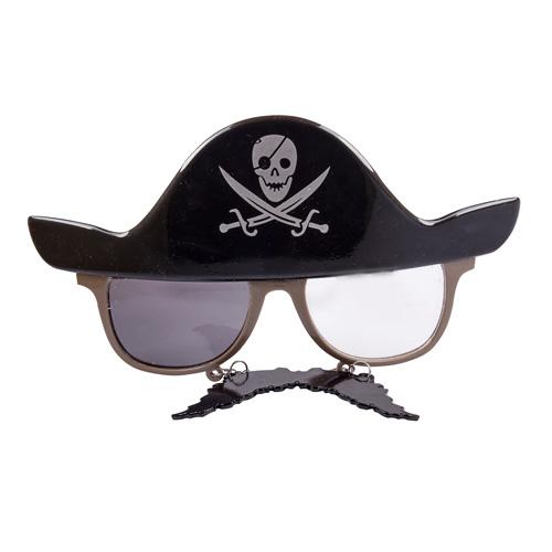 عینک دزد دریایی