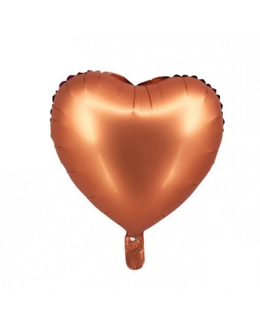 بادکنک قلب هلیومی فویلی