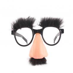 عینک دماغ و سیبیل