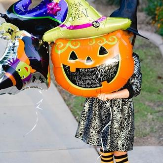 halloween-jack-o-lantern-trick-or-treat-foil-mylar-balloon
