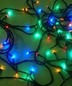 ریسه LED سوزنی ۴ متری رنگی