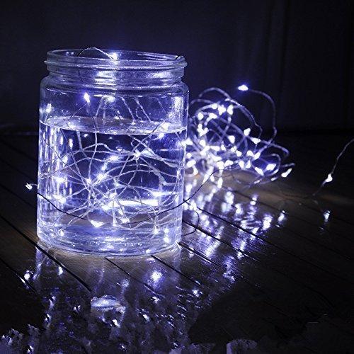 ریسه led یخی باطری خور