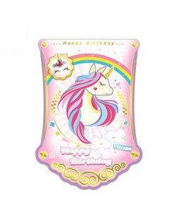ریسه تم اسب تک شاخ(unicorn)