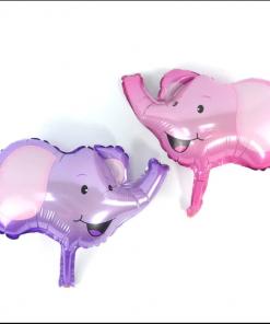 بادکنک فویلی فیل در 2 رنگ