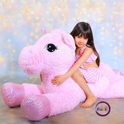 عروسک اسب تک شاخ(unicorn)