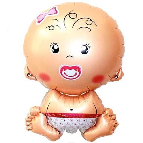 بادکنک فویلی نوزاد (بدون باد)