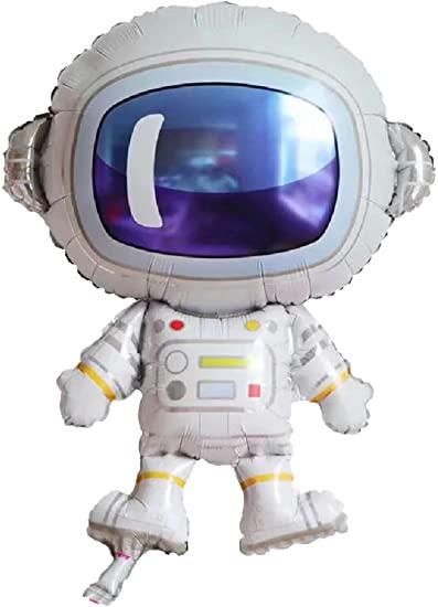 بادکنک فویلی فضانورد هلیومی
