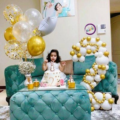 باکس بالن عدد برای تولد