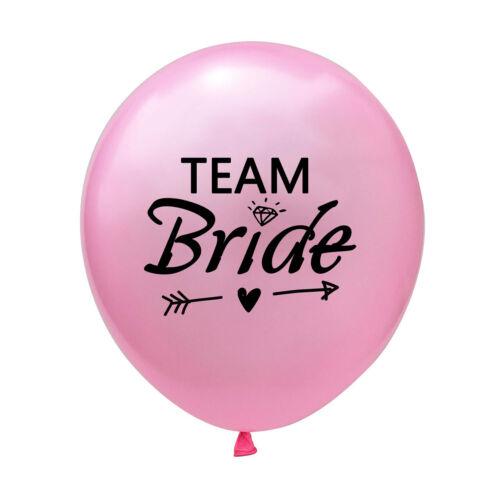 بادکنک هلیومی Team Bride