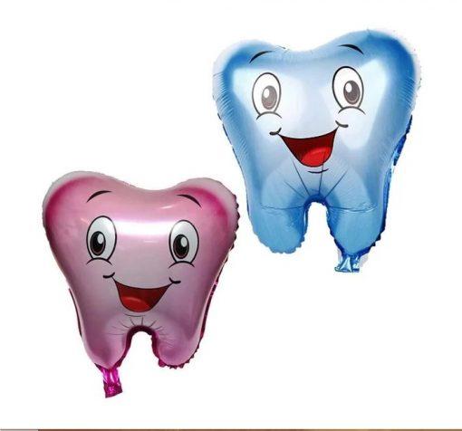 بادکنک دندان هلیومی